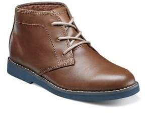 Florsheim Toddlers& Kids Leather Chukka Boots