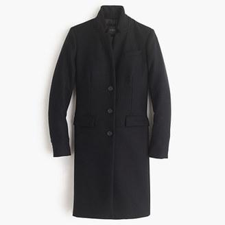 Regent topcoat in double-serge wool $350 thestylecure.com