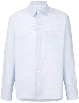 Prada printed technical shirt