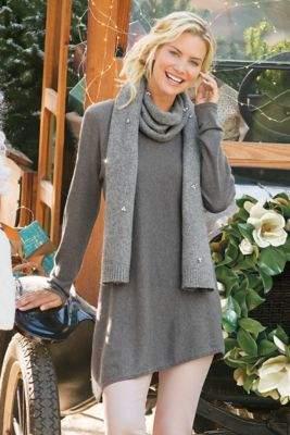 Soft Surroundings Petites Angles Sweater