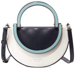 Kate Spade Betty Small Half Moon Top-Handle Bag