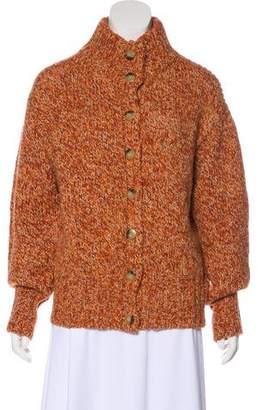 Max Mara Weekend Button-Up Long Sleeve Cardigan w/ Tags