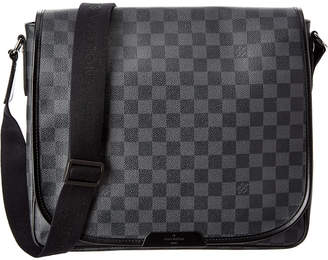 Louis Vuitton Damier Graphite Canvas Daniel Mm