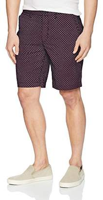 Armani Exchange A|X Men's Polka Square Bermuda Shorts