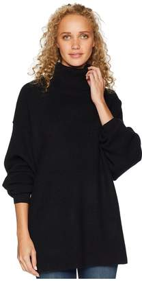 Free People Softly Structured Tunic Women's Blouse