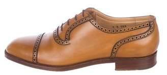 Gravati Leather Oxford Brogues