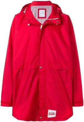 Martine Rose Napa By oversized rain coat
