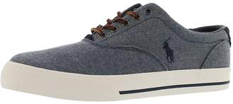 Ralph Lauren Polo by Men's Vaughn Lace-up Fashion Sneaker 10.5 M US