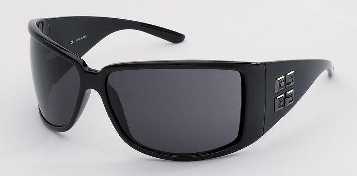 Givenchy Oversized wrap sunglasses