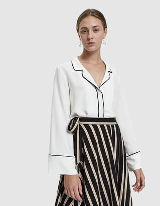 Stelen Bernadette Pajama Blouse