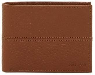 Cole Haan Pebble Leather Slim Billfold Wallet