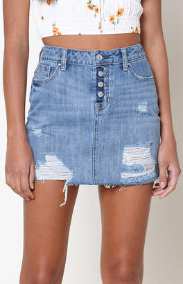 Fly London Pacsun Cut Away Skirt