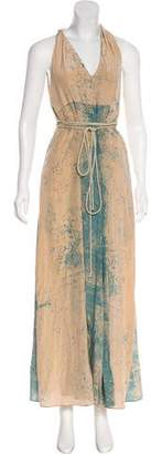 Gryphon Sleeveless Maxi Dress