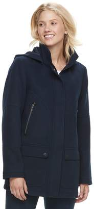 Details Women's Hooded Knit Jacket