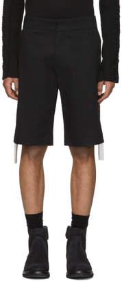 Kokon To Zai Black Side Chainmail Shorts