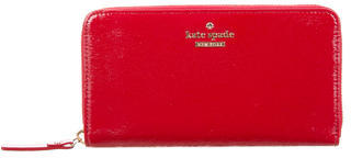 Kate SpadeKate Spade New York Cedar Street Patent Lacey Wallet
