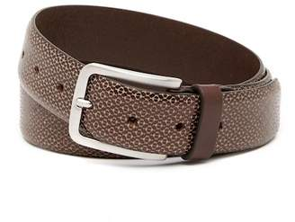 Tommy Bahama Embossed Leather Belt