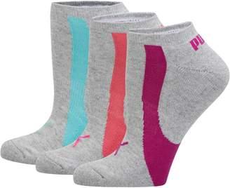 Womens No Show Socks (3 Pack)