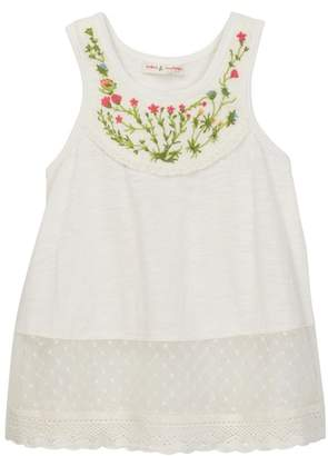 Mimi & Maggie Sonoma County Tank Top (Toddler & Little Girls)