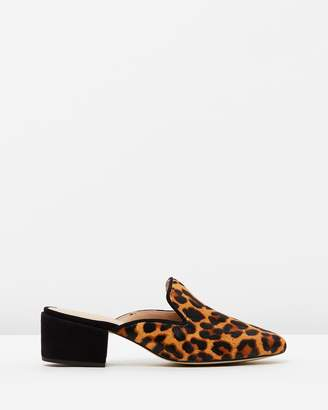 Whistles Backless Low Heel Shoes