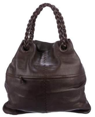 Bottega Veneta Oversize Leather Hobo