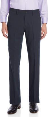 English Laundry Ink Woven Flat Front Dress Pants