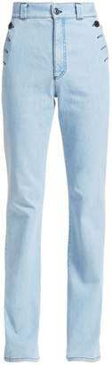 See by Chloe Button Pocket Jeans