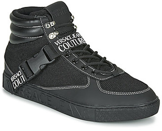 EOYUBSF6 men's Shoes (High-top Trainers) in Black