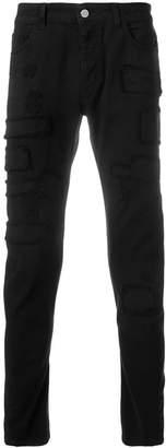 Frankie Morello stretch skinny jeans