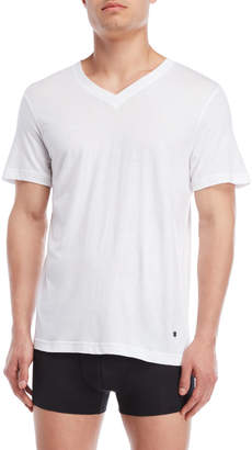 Lucky Brand 3-Pack Slim Fit V-Neck Tees