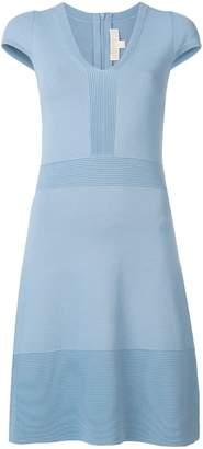 MICHAEL Michael Kors short V-neck dress