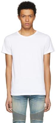 Balmain Three-Pack Tricolor T-Shirt