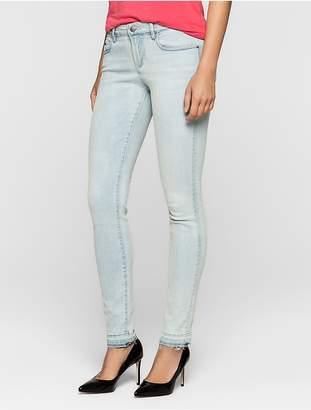 Skinny Light Blue Jeans $88 thestylecure.com