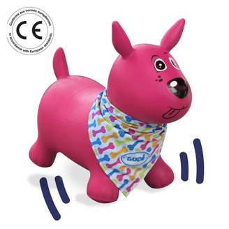 Ludi LUDI-My Jumping Dog Toy