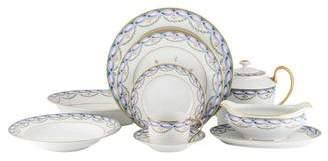 Tiffany & Co. 82-Piece Louveciennes Dinner Service
