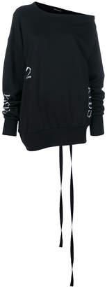 Ann Demeulemeester baggy sweatshirt
