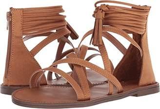 XOXO Women's Cierra Flat Sandal