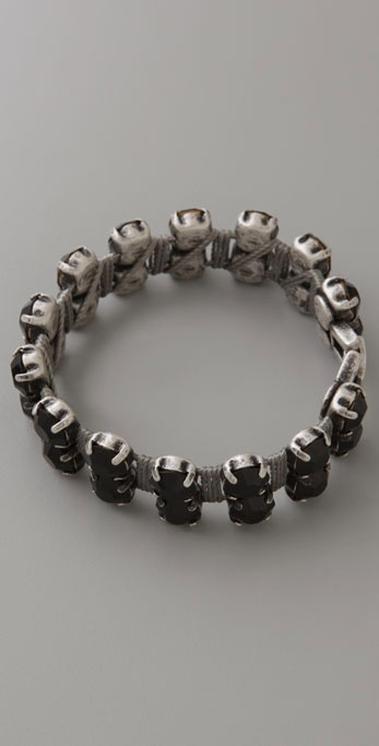 Madewell Rhinestone Opera Bracelet