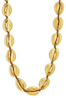 TOHUM DESIGN Women's Large Shell Necklace
