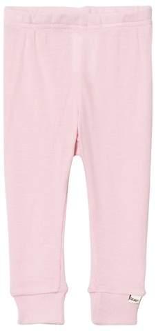 Celavi Pink Ull Långkalsonger Leggings