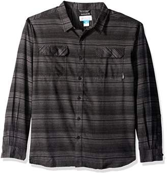 Columbia Men's Flare Gun Flannel III Long Sleeve Shirt