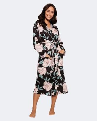 Lotus Wrap Gown