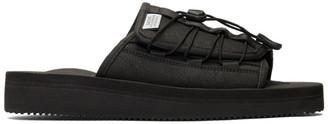 Suicoke Black Olas-An Sandals
