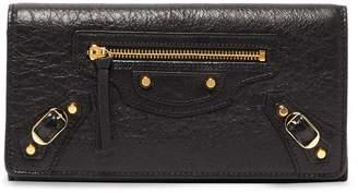 Balenciaga Classic leather wallet