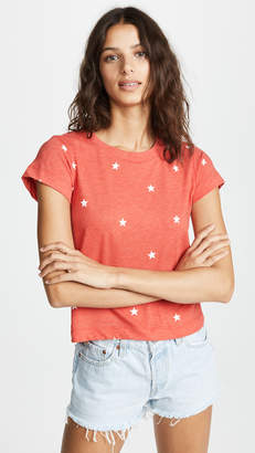 Wildfox Couture Football Star No 9 Tee