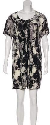 Thakoon Print Mini Dress