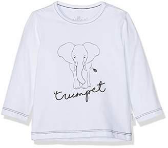 Jollein Safari Long Sleeves Shirt, Size 62/68, Black/White