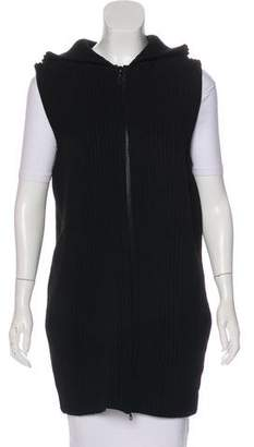 Rossignol Hooded Zip-Up Vest