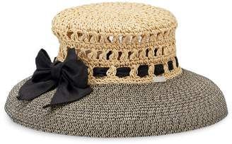 Betmar Women's Maribel Crocheted Crown Sun Hat
