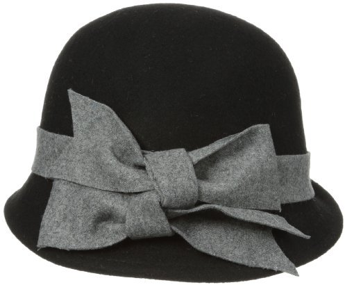 Collection XIIX Women's Bow Cloche Hat